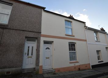 Thumbnail 2 bed terraced house for sale in Providence Street, Plymouth, Devon