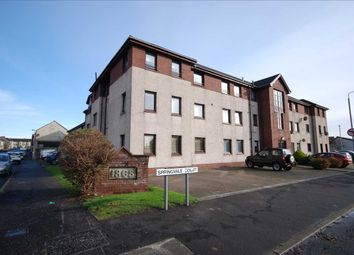 Thumbnail 3 bed flat for sale in Springvale Court, Saltcoats