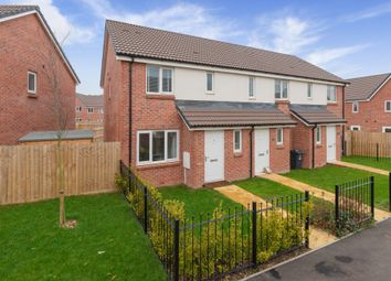 Thumbnail 3 bed semi-detached house for sale in Holly Lane, Cranbrook, Exeter