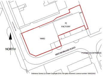 Thumbnail Industrial to let in Westmorland Road, North Shields