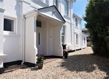 Thumbnail 3 bed flat for sale in Totnes Road, Paignton