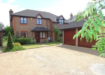 Thumbnail 4 bed detached house for sale in Rivermead, East Molesey