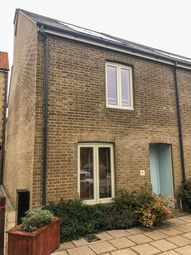 Thumbnail 2 bedroom end terrace house for sale in Rendell Gardens, Chichester, West Sussex