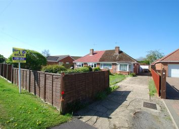 Thumbnail 2 bed bungalow for sale in Station Road, Burgh Le Marsh, Skegness