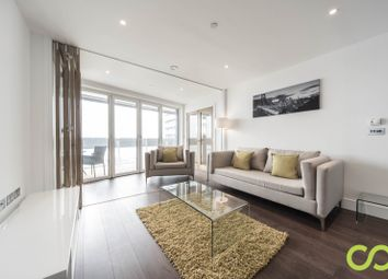 Thumbnail 1 bed flat to rent in Gateway Tower, Royal Victoria
