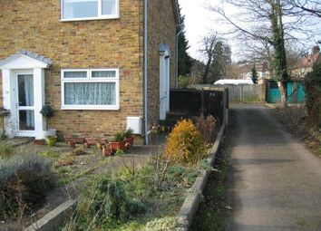 Thumbnail 1 bed flat to rent in Hardy Way, Enfield