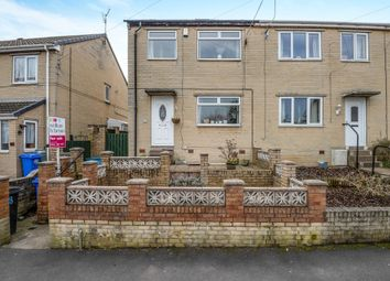 Thumbnail 3 bed end terrace house for sale in Greengate Lane, Woodhouse, Sheffield