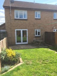 Thumbnail 1 bed terraced house to rent in Christopher Drive, Pewsham, Chippenham