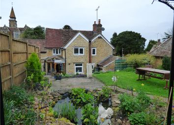 Thumbnail 3 bed terraced house for sale in Sherborne Road, Milborne Port, Sherborne, Somerset