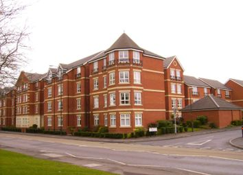 Thumbnail 2 bedroom flat to rent in St Peters Court, Worcester Road, Bromsgrove