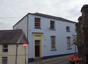 Thumbnail 2 bed flat to rent in St. Marys Street, Haverfordwest