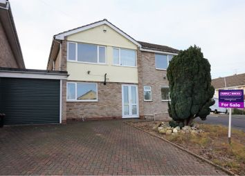 Thumbnail 5 bed link-detached house for sale in Coulsons Road, Whitchurch
