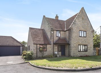 Thumbnail 4 bed detached house for sale in The Paddocks, Ilchester, Somerset