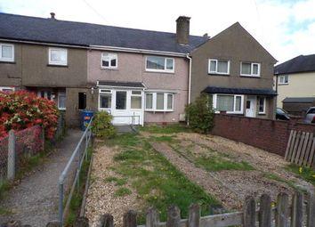 Thumbnail 3 bed terraced house for sale in Maes Padarn, Llanberis, Caernarfon