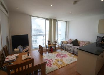 Thumbnail 1 bed flat to rent in Albert Basin Way, London