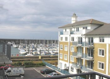 Thumbnail 2 bedroom flat to rent in Collingwood Court, Brighton Marina, East Sussex