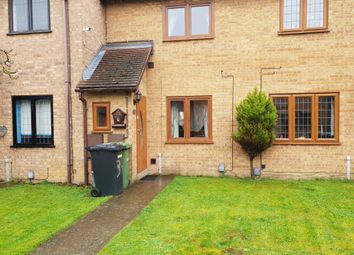 Thumbnail 2 bed terraced house for sale in Martinsbridge, Peterborough