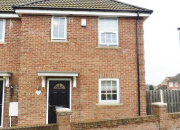 Thumbnail 3 bed town house for sale in The Dards, Cudworth