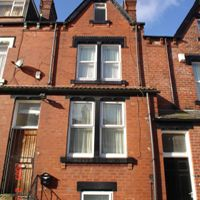 Thumbnail 1 bed flat to rent in Burchett Place, Woodhouse, Leeds