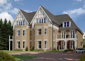 Thumbnail 2 bedroom flat for sale in Tower Road, Branksome Park, Poole