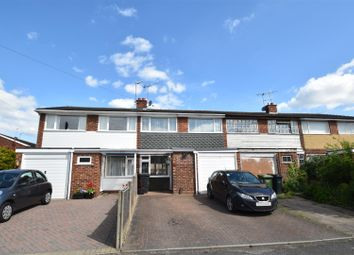 Thumbnail 3 bed terraced house for sale in Dudley Close, Worcester