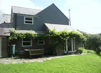 Thumbnail 3 bed cottage to rent in Dobwalls, Liskeard