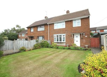 Thumbnail 3 bed semi-detached house for sale in Church Close, Biddulph, Stoke-On-Trent