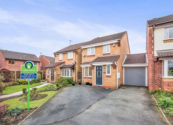 Thumbnail 3 bedroom detached house for sale in Bridgwater Close, Dawley, Telford