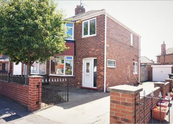 Thumbnail 3 bed semi-detached house for sale in Huntcliffe Avenue, Redcar