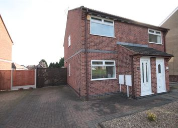 Thumbnail 2 bed semi-detached house for sale in Norman Street, Ilkeston