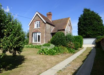 Thumbnail 3 bed detached house to rent in Warningcamp, Arundel