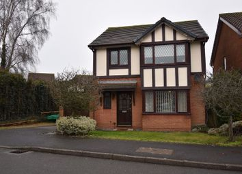 Thumbnail 3 bed detached house for sale in 63 Picton Gardens, Bridgend