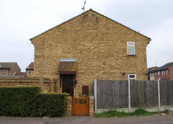 Thumbnail 1 bed end terrace house to rent in Thackeray Avenue, Tilbury, Essex