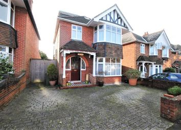Thumbnail 4 bed detached house for sale in Brownlow Avenue, Southampton