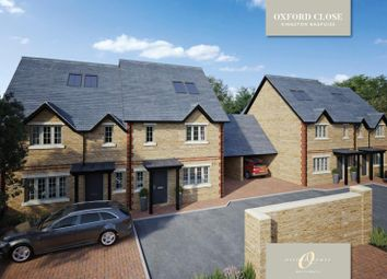 Oxford Close, Kingston Bagpuize, Abingdon OX13. 3 bed semi-detached house for sale