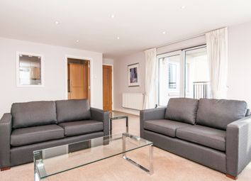 Thumbnail 2 bedroom flat to rent in Wingfield Court, Newport Avenue, Canary Wharf