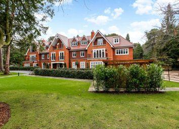 Thumbnail 3 bedroom flat to rent in Woodlands Lodge, Heathfield Avenue, Ascot, Berkshire