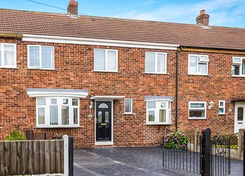 Thumbnail 3 bed terraced house for sale in Hawthorn Avenue, Netherseal, Swadlincote