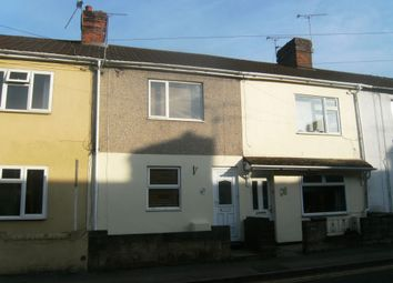 Thumbnail 2 bed terraced house for sale in Radnor Street, Swindon, Wiltshire