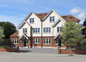 Thumbnail 5 bedroom semi-detached house for sale in Cranes Park Avenue, Surbiton