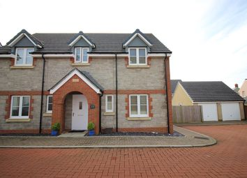 Thumbnail 4 bed property for sale in Lon Yr Ardd, Coity, Bridgend