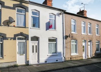 Thumbnail 2 bedroom terraced house for sale in Bell Street, Barry