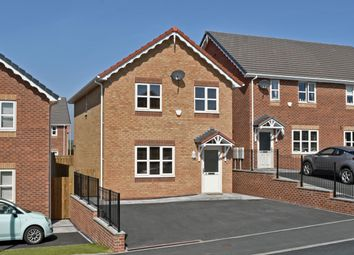 Thumbnail 3 bedroom detached house for sale in Pentrosfa, Llandrindod Wells