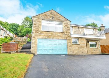 Thumbnail 3 bed detached house for sale in Villa Road, Bingley