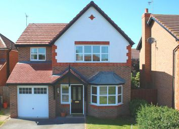 Thumbnail 4 bed detached house for sale in Clos Beaumaris, Bodelwyddan, Rhyl
