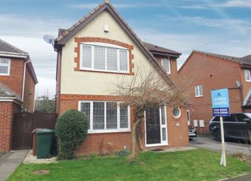 Thumbnail 3 bed detached house for sale in Merlin Way, Mickleover, Derby