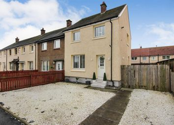 Thumbnail 3 bed end terrace house for sale in Carronhall Avenue, Carronshore, Falkirk