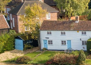 3 bed semi-detached house for sale in Blue Row Cottage, Upshirebury Green, Essex EN9