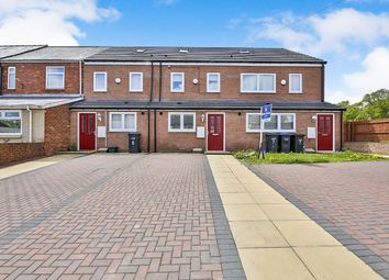 Thumbnail 3 bed terraced house to rent in Field View, Bearpark, Durham