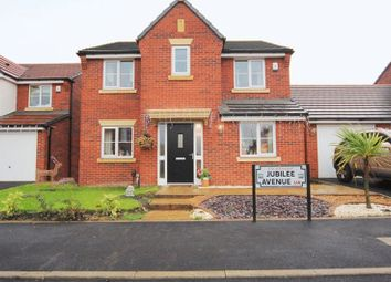 Thumbnail 4 bed detached house for sale in Jubilee Avenue, Broadgreen, Liverpool